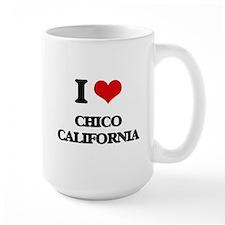 I love Chico California Mugs
