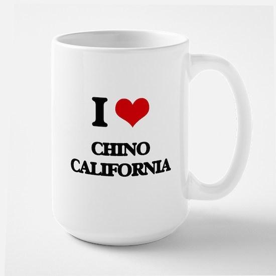 I love Chino California Mugs