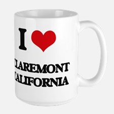 I love Claremont California Mugs