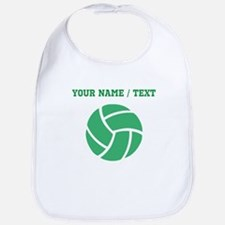 Green Volleyball (Custom) Bib