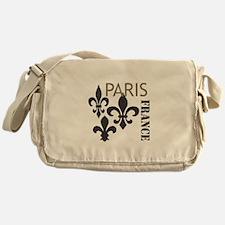Modern Trends fleur de lis Messenger Bag