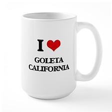 I love Goleta California Mugs