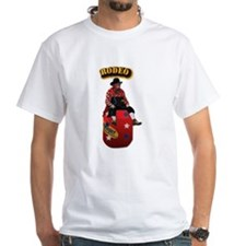 Rodeo Clowns with Text Shirt