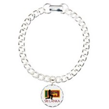 Sri Lanka Cricket Bracelet