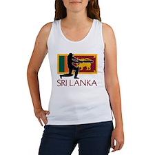 Sri Lanka Cricket Tank Top