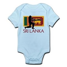 Sri Lanka Cricket Body Suit
