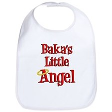 Baka's Little Angel Bib
