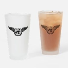 United Nations Forces Drinking Glass