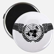 United Nations Forces Magnet