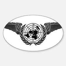 United Nations Forces Decal