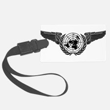 United Nations Forces Luggage Tag