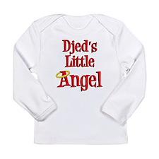 Djed's Little Angel Long Sleeve T-Shirt