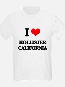 I love Hollister California T-Shirt