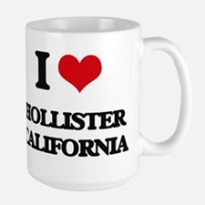 I love Hollister California Mugs