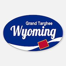 Epic Grand Targhee Ski Resort Wyoming Decal