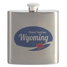 Epic Grand Targhee Ski Resort Wyoming Flask