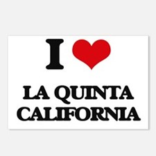 I love La Quinta Californ Postcards (Package of 8)