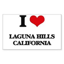 I love Laguna Hills California Decal
