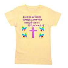 PHILIPPIANS 4:13 Girl's Tee