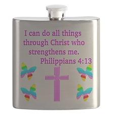 PHILIPPIANS 4:13 Flask