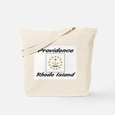 Providence Rhode Island Tote Bag