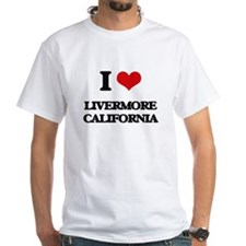 I love Livermore California T-Shirt