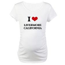 I love Livermore California Shirt