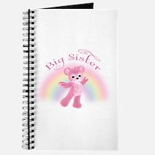 Rainbow Bear Big Sister Journal