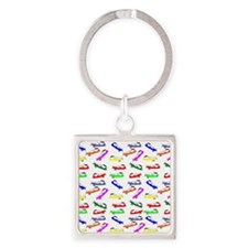 Airplanes flying Keychains