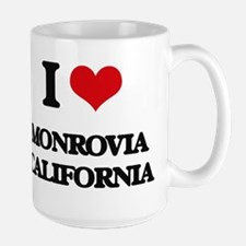 I love Monrovia California Mugs