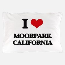 I love Moorpark California Pillow Case