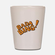 The Sopranos: Badda Bing Shot Glass