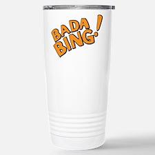 The Sopranos: Badda Bing Travel Mug