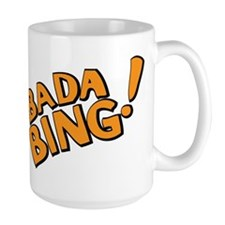The Sopranos: Badda Bing Mugs