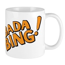 The Sopranos: Badda Bing Mugs
