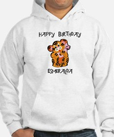 Happy Birthday Esmeralda (tig Jumper Hoody
