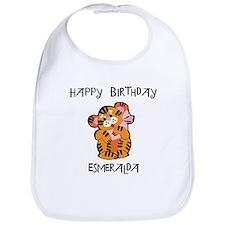 Happy Birthday Esmeralda (tig Bib