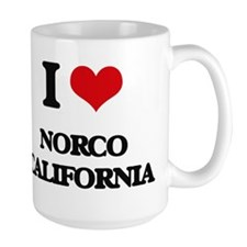 I love Norco California Mugs