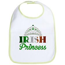 Irish Princess Bib