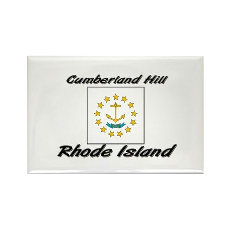 Cumberland Hill Rhode Island Rectangle Magnet