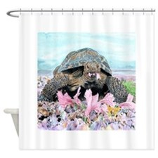 Cute Roxy Shower Curtain
