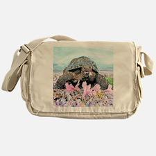 Unique Tortoise Messenger Bag
