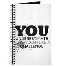 I Like a Challenge Journal