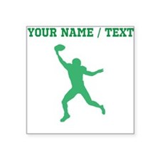 Green Wide Receiver (Custom) Sticker