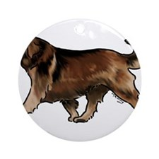 leonberger Ornament (Round)