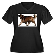 leonberger Plus Size T-Shirt