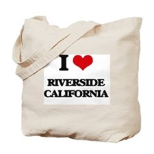 I love Riverside California Tote Bag