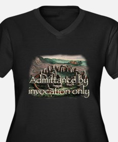 By Invocation Only Plus Size T-Shirt