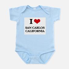 I love San Carlos California Body Suit