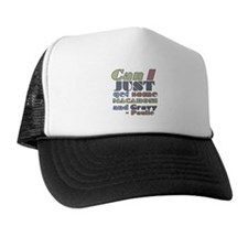 The Sopranos Macaroni and Gravy Trucker Hat